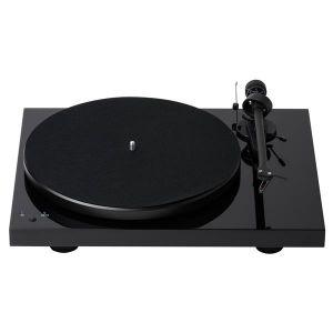 Manufacturer Refurbished - Pro-Ject Debut RecordMaster - Black