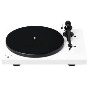 Manufacturer Refurbished - Pro-Ject Debut RecordMaster - White