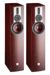 Open Box Dali Rubicon 5 Speakers - Rosso
