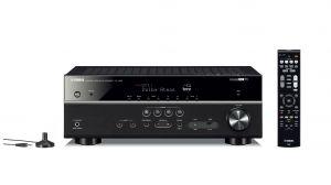 Part Exchange - Yamaha RX-V585 AV Receiver - Black