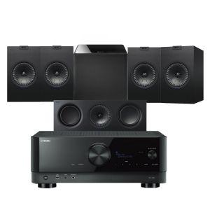 Yamaha RX-V6A AV Receiver with KEF Q150 AV Speaker Pack