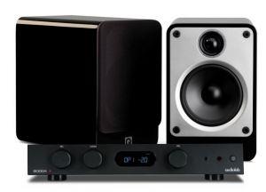 Audiolab 6000A Amplifier with Q Acoustics Concept 20 Speakers