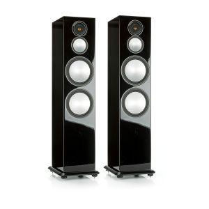 Monitor Audio Silver 10 Speakers - High Gloss Black