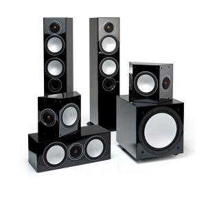 Monitor Audio Silver 6AV12 - High Gloss Black