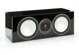 Monitor Audio Silver Centre Speaker - High Gloss Black