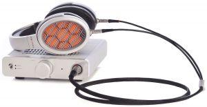 Sonoma Model One Electrostatic Headphone System