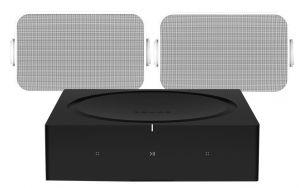 Sonos Amp with Sonos Outdoor speaker (Pair)