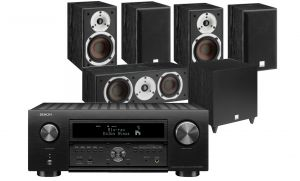 Denon AVC-X6700H 11.2 AV Amplifier with Dali Spektor 2 AV Speakers