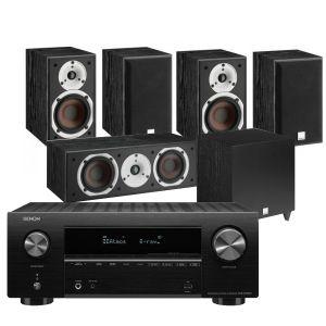Denon AVR-X2700H AV Receiver with Dali Spektor 1 -  5.1 AV Speaker System