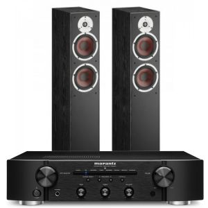 Marantz PM6007 Integrated Amplifier with Dali Spektor 6 Floorstanding Speakers