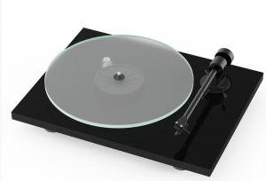 Manufacturer Refurbished - Pro-Ject T1 Turntable - Black