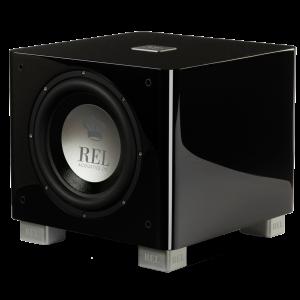 Open Box - REL T7/x Subwoofer - Black Gloss
