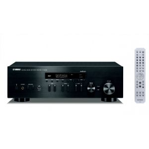 Open Box - Yamaha R-N402D Amplifier - Black