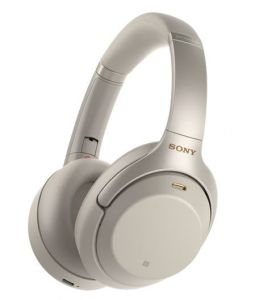 Sony wireless headphones WH1000XM3S Silver