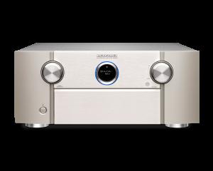 Open Box - Marantz SR8015 11.2ch 8K AV Amplifier - Silver