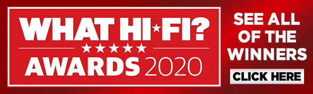 What Hi-Fi Award Winners 2020