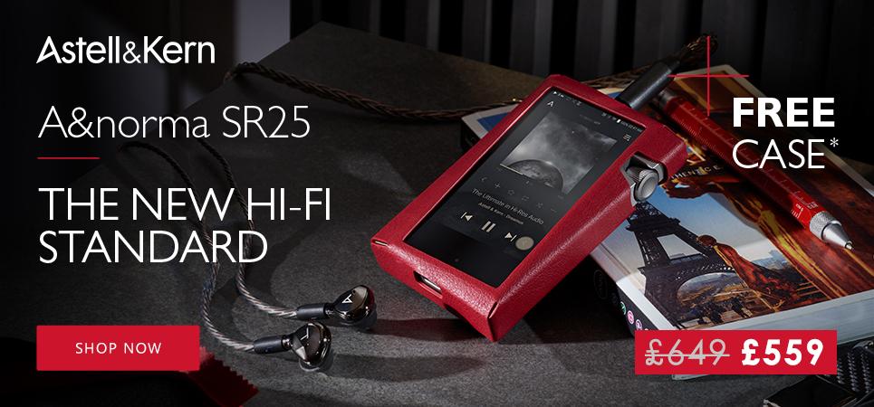 Astell & Kern free SR25 Case
