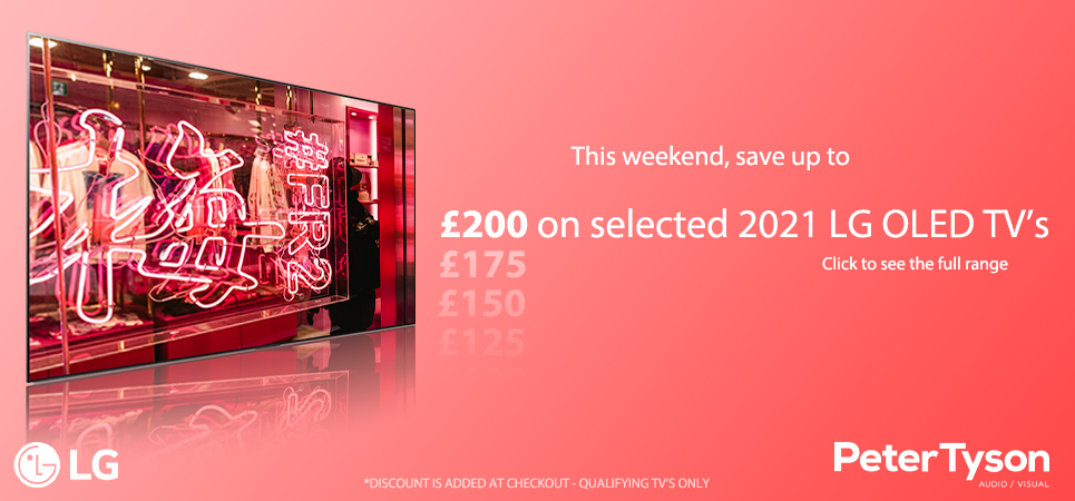 LG save up to £200