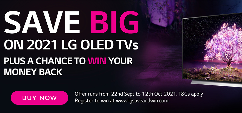 LG TV Promotion