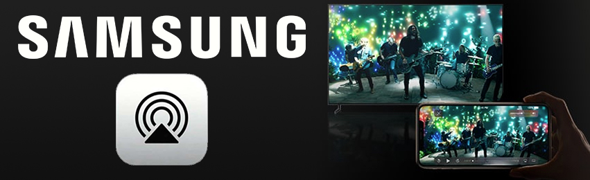 Blog - Samsung TVs are the first to support AirPlay 2, Apple TV app