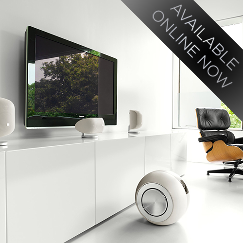 Bowers and Wilkins Mini Theatre; class=