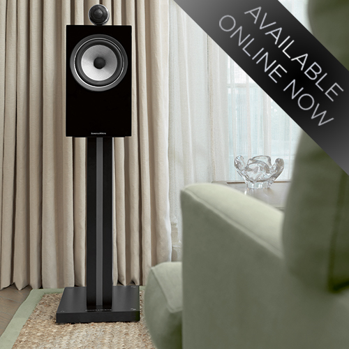Bowers and Wilkins Speaker Stands; class=